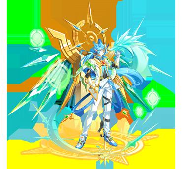 天启龙耀·光明王