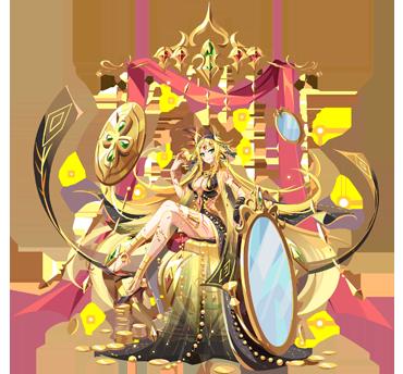逆时空·黄金神女
