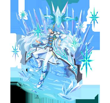 天启极魄·冰灵王