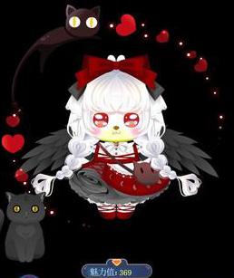 奥比岛时装秀-小恶魔