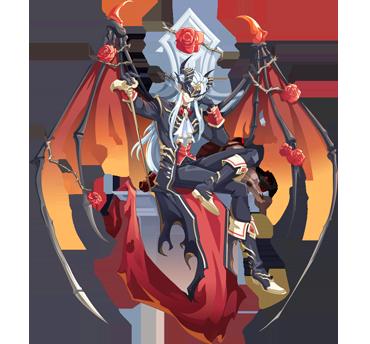 恶魔公爵·大天使