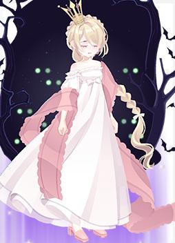 公主的祈祷套装