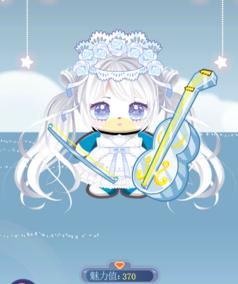 奥比岛时装秀-海上提琴师