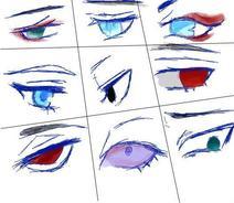 各种eye