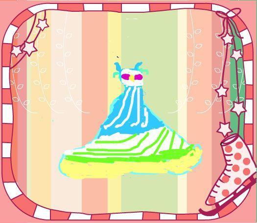 森林公主裙