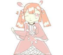 鼠绘—果冻兔兔女孩(求精)