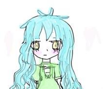 第二次画,希望我没画丑=-=、
