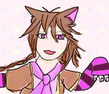 【鼠绘】梦100柴郡猫