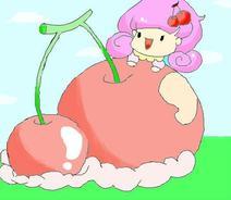 樱桃�(嗯。。。这次画的还好吧)