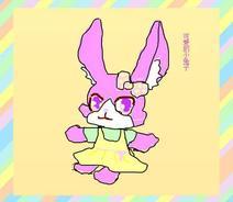 可爱的小兔纸