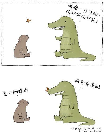 的动物对话系列