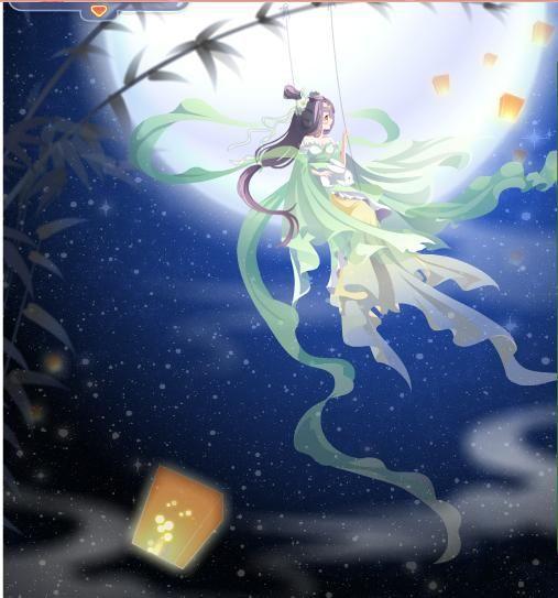 【萤火之森】出魔力_百田奥比岛圈