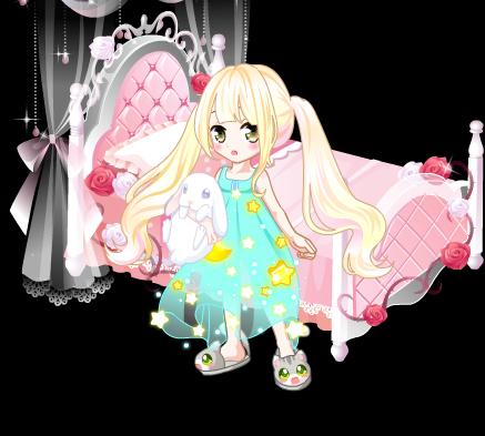 随便聊聊 > 话题页   呆萌萌和星月特意选出来的,萝莉兔头发很可爱
