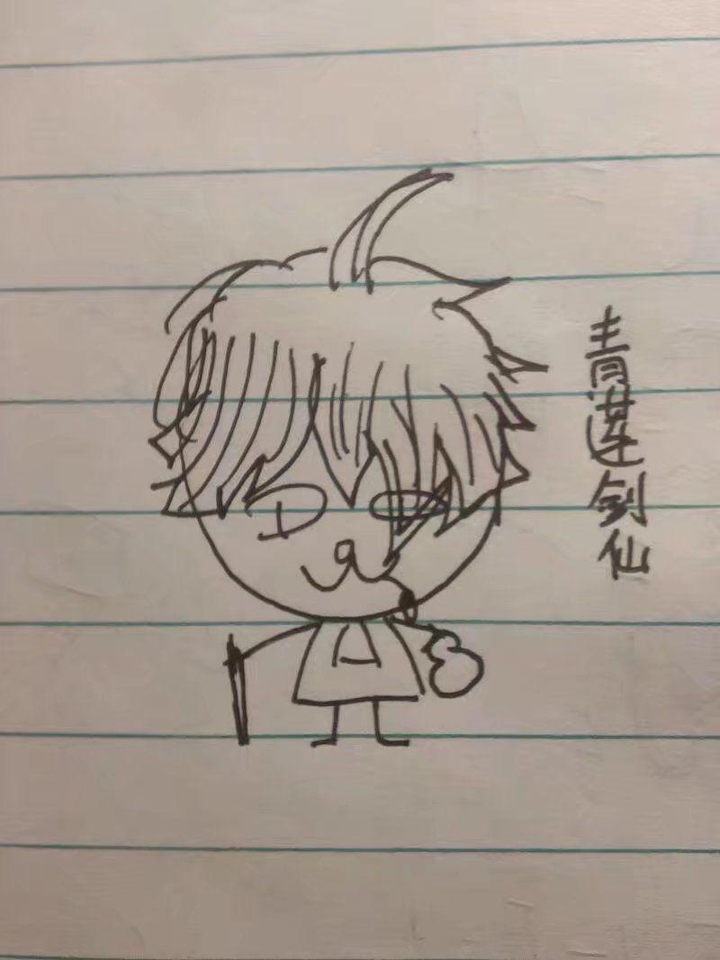 【北城】小学生画画,不喜勿喷_百田王者荣耀圈
