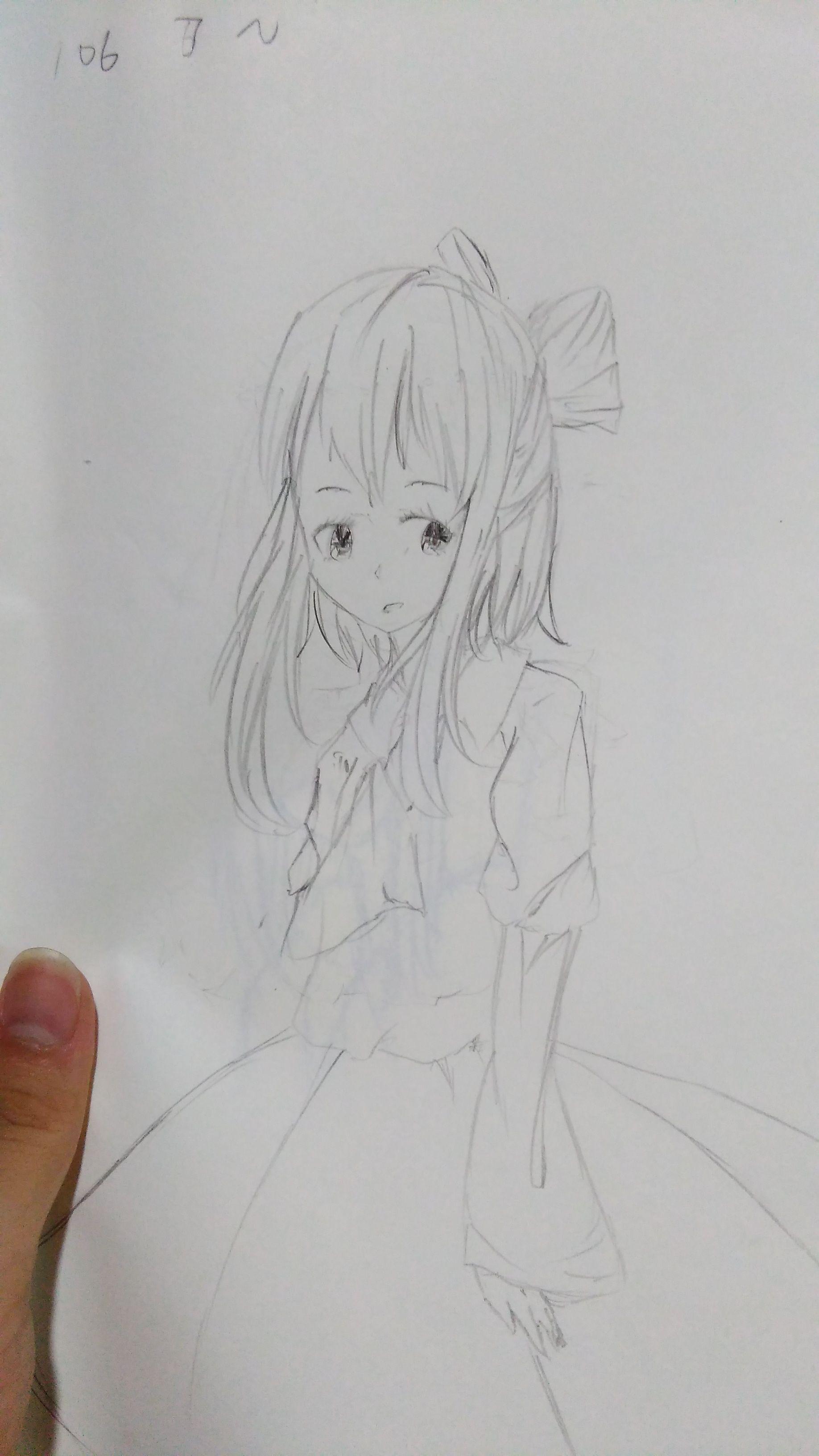 【陌虚】堆手绘图~~(辣眼慎入)
