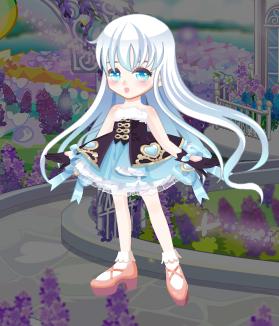 洛雨,女主姐姐(眼睛一样是因为基因)非常讨厌欧阳雪娜,因此与洛璃产生
