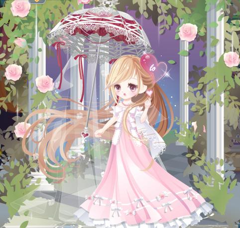 【飞花】龙新娘奇迹套装解析_百田奥比岛圈