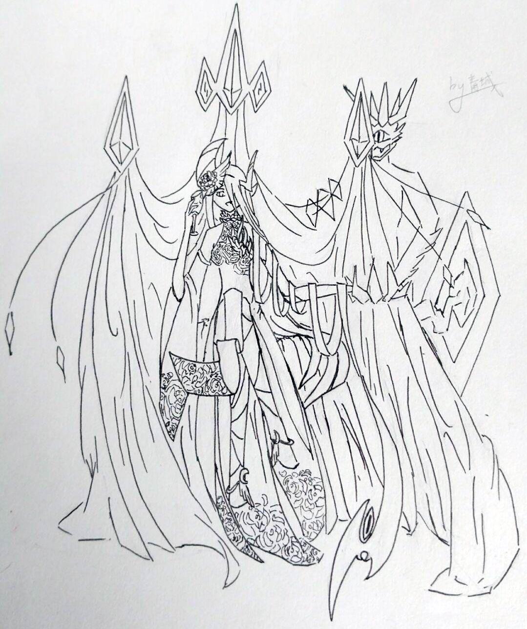 【第二期】奥拉星亚比皮肤设计大赛——女神亚比