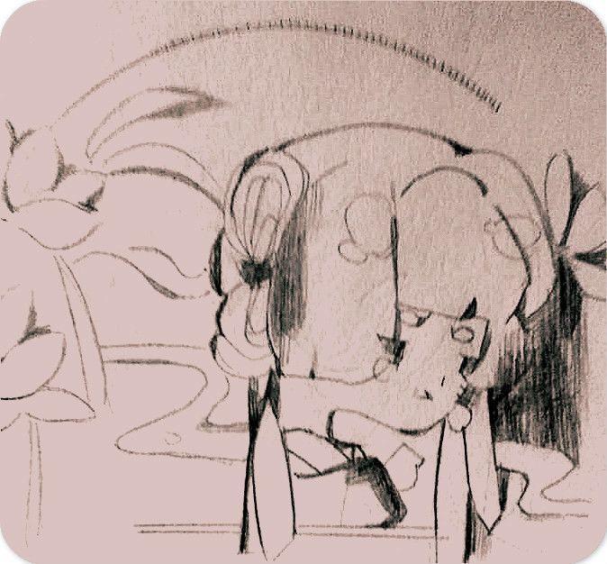 来不傺+Nx�K�_【魑傺炽】【灵魂手绘】一些关于奥雅的印象