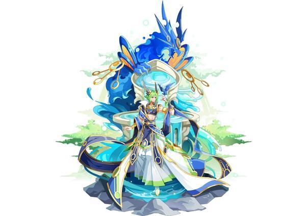 【造星计划|沐云流】秩序龙皇·阿瑞斯攻略