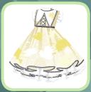 奥比岛小裙裙搭配若安推荐