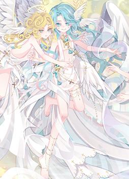 天使米迦勒套装