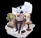 安乐椅侦探·伊桑