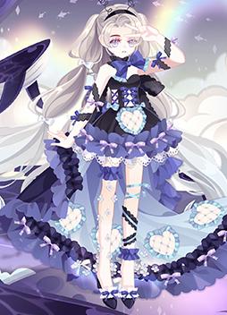 蓝鲸迷海套装