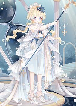 爱波尔圣女套装